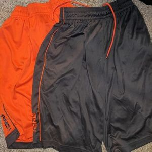 2 pair of and 1 shorts